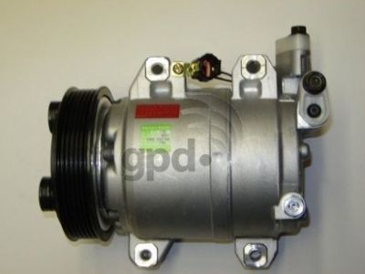 Buy NEW 5512055 COMPLETE A/C COMPRESSOR AND CLUTCH motorcycle in Miami, Florida, United States, for US $132.99