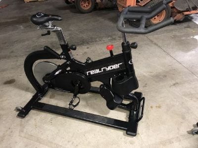 2015 RealRyder ABF8 Indoor Cycling Bike RTR#8043317-01-09