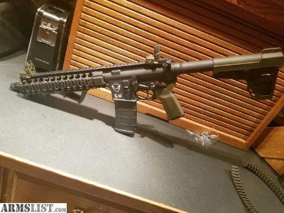 For Sale/Trade: Ar15 pistol