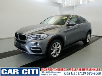 2015 BMW X6 AWD 4dr xDrive35i (Gray)