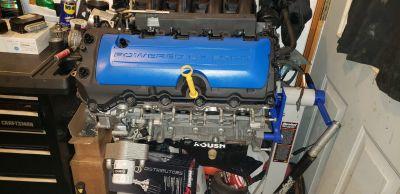 5.0 coyote Engine 200 miles 2016 Engine 302