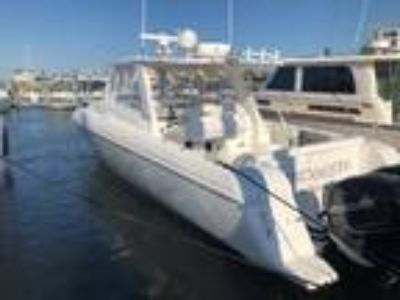2008 Intrepid 390 Sport Yacht