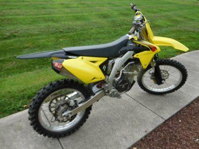 2015 Suzuki RM-Z450 Motocross Motorcycles Manheim, PA