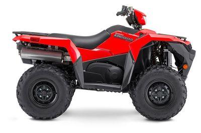 2019 Suzuki KingQuad 500AXi Utility ATVs Belleville, MI