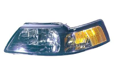 Find Replace FO2502177C - 01-04 Ford Mustang Front LH Headlight Assembly motorcycle in Tampa, Florida, US, for US $100.16
