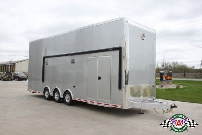 2017 inTech 30' Stacker Trailer