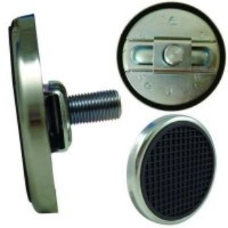 Universal Brake/Clutch Pedal Pad, Degree 4-Way Or 8-Way Adjust