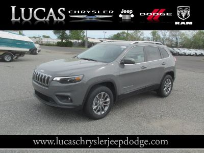2019 Jeep Cherokee (Sting-Gray Clearcoat)