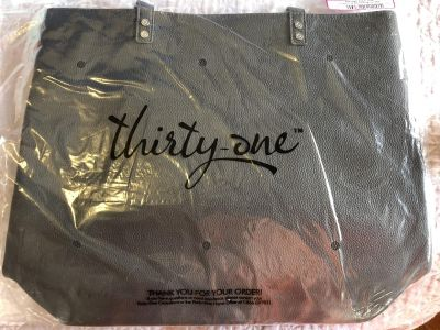 NEW thirty-one around town tote. Sells for $65