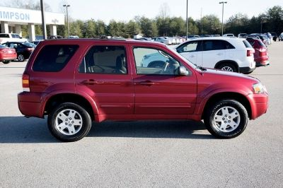 2006 Ford Escape 4WD LIMITED LEATHER SUNROOF ONLY 79K MILES!!