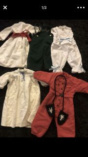Vintage American girl clothes for doll