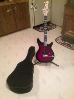 New Rogue Rocketeer Electric Guitar