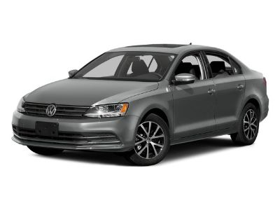 2015 Volkswagen Jetta Sedan 2.0L TDI SE w/Connectivity (Gray)