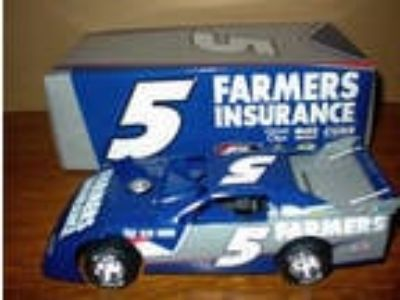 Kasey Kahne 2012 Farmers Insurance Late Model Dirt 1/24 ADC
