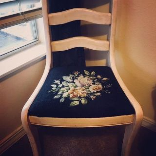 1920 s Needlepoint Chair