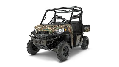 2017 Polaris Ranger XP 900 Camo Side x Side Utility Vehicles Lowell, NC