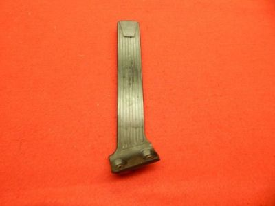 Find NOS 60 61 62 63 64 Mercury Comet Meteor Accelerator Pedal Pad #C0DD-9735-A motorcycle in Dewitt, Michigan, United States, for US $49.99