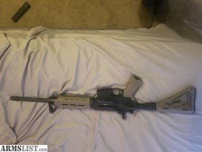 For Sale: AR-556 Ruger