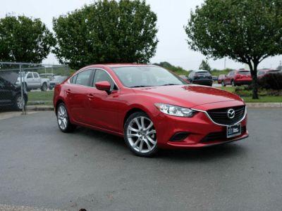 2017 Mazda Mazda6 Touring (Soul Red)
