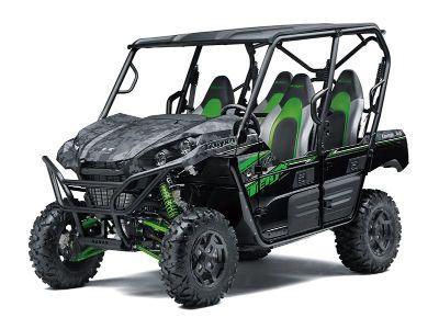 2019 Kawasaki Teryx4 LE Side x Side Utility Vehicles Honesdale, PA