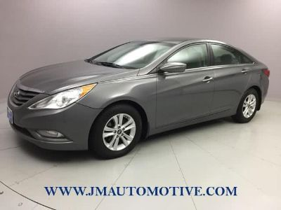 2013 Hyundai Sonata GLS (Harbor Gray Metallic)