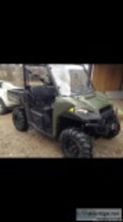 Polaris ranger xp