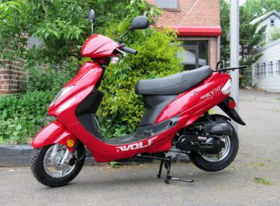 2017 Wolf Brand Scooters RX50 250 - 500cc Scooters New Haven, CT