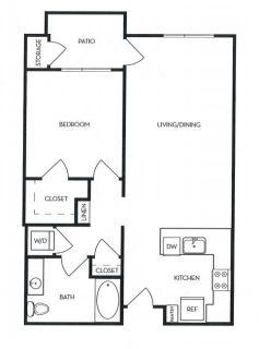 $8280 1 apartment in Menlo Park