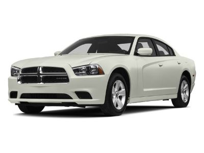 2013 Dodge Charger SE (Pitch Black)