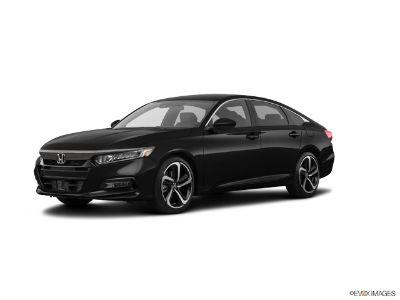 2019 Honda Accord 1.5 SPORT CVT (Crystal Black Pearl)