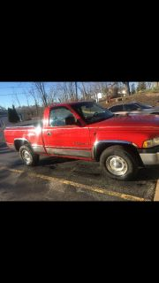 1999 Dodge Ram 1500 (Runs Good)