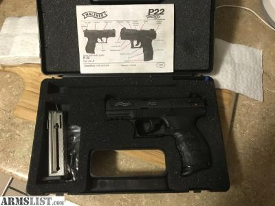 For Sale/Trade: Walter P22