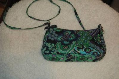 $35 OBO Vera Bradley Amy purse in Blue Rhapsody