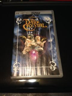 The Dark Crystal UMD for PSP