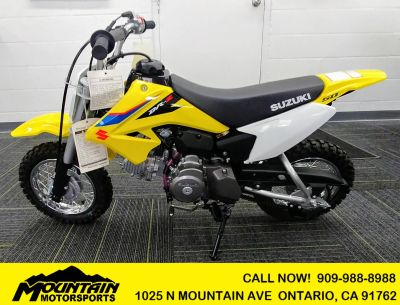2019 Suzuki DR-Z50 Motorcycle Off Road Ontario, CA