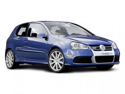 2008 Volkswagen R32 Base (Blue)
