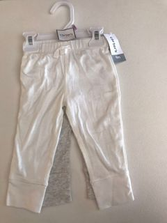 NWT 2 pair of 9month pants