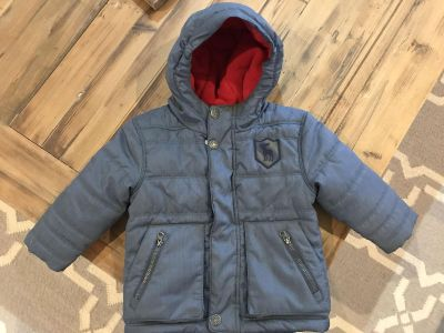 Hanna Andersson Winter Coat 2t (size 80)