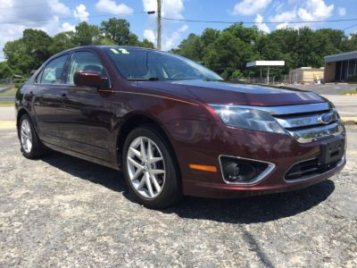 2012 Ford Fusion SEL (MAR)