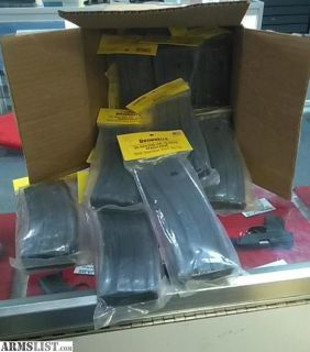 For Sale: Military Grade Metal 30 Rd AR-15/M16 Magazines