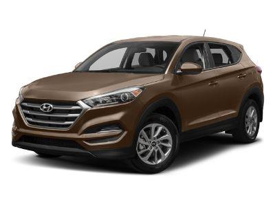 2017 Hyundai Tucson SE (Molten Silver)