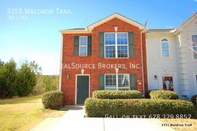 3 bdrm, 2.5 bath updated home in Decatur