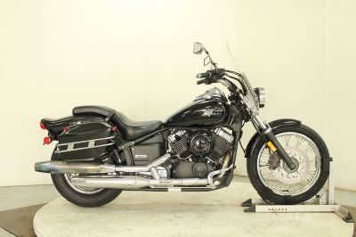 2006 Yamaha V Star 650 Midnight Custom Cruiser Motorcycles Adams, MA