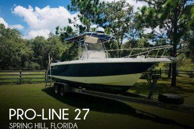 2001 Pro Line 27