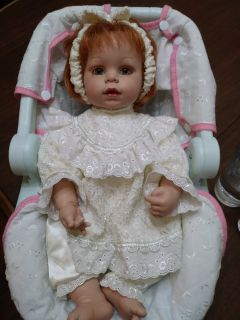 Adora baby doll - Bisque head/arms/feet with soft poseable body - Vintage?