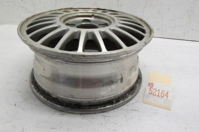 """Sell 91 92 ACURA LEGEND L 4DR ALLOY ALUMINUM WHEEL RIM 15"""" INCH 5 LUG OEM RR USED motorcycle in Sugar Land, Texas, US, for US $59.99"""