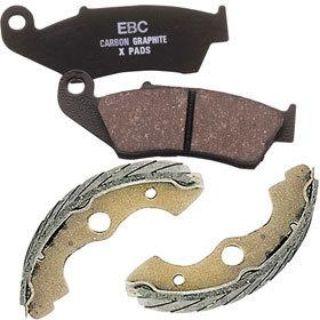 "Purchase EBC Organic ""X"" Brake Pad/Shoe motorcycle in San Bernardino, California, US, for US $28.99"
