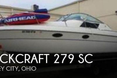 1988 Slickcraft 279 SC