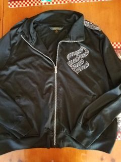 ROCA WEAR JACKET SIZE2X MISSING A TOOTH