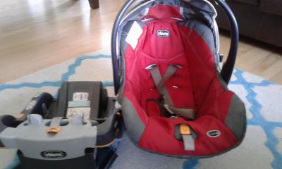 Chico Keyfit 30 Infant Carseat and base